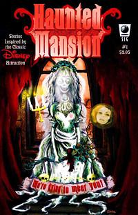 Haunted Mansion #1