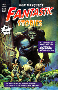 Fantastic Stories #1