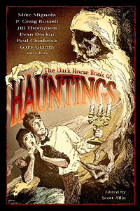 Book Of Hauntings
