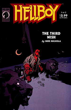 Hellboy Third Wish
