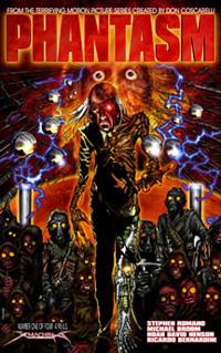Phantasm Comic book