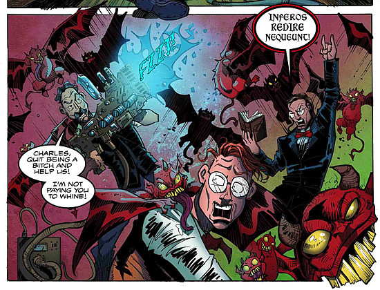 Speak No Evil panel