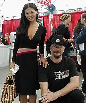 Lisa Marie Scott and Feo