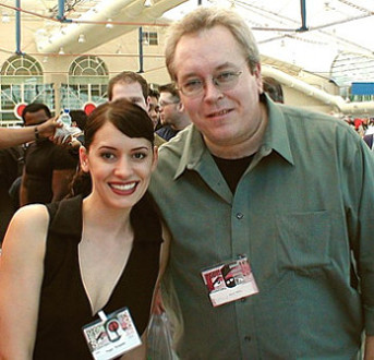 Paget Brewster and Kelly