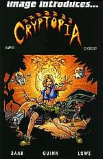 Cryptopia comic