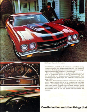 Chevelle SS page 1