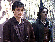 Nathan Reynolds and Gina Torres: FIREFLY