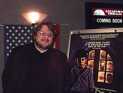Del Toro and poster