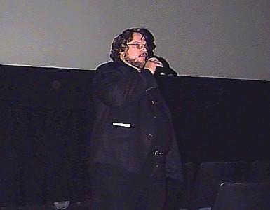 Del Toro speaks
