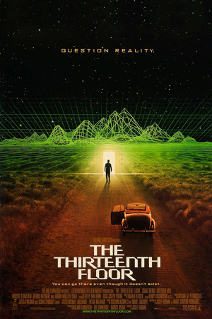 The thirteenth floor movie review for 13 floor film