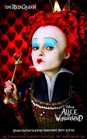 Alice in Wonderland: The Red Queen