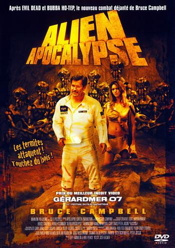 Alien Apocalypse in French!