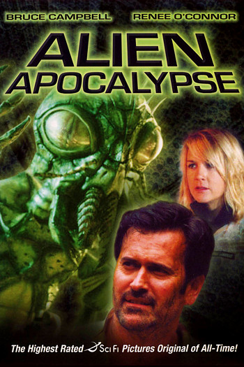 Alien Apocalypse: THE HIGHEST RATED SCIFI PICTURES ORIGINAL OF ALL TIME!
