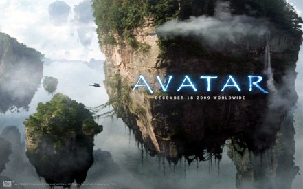 Avatar floating mountain