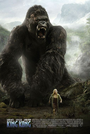 KING KONG 2005 movie review