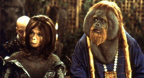Planet of the Apes - 2001