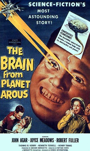 Eros from planet the brain