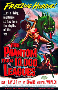 The Phantom From 10k Leagues