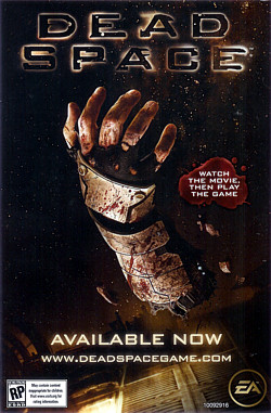 Dead Space the game