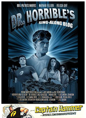 Dr. Horrible's poster
