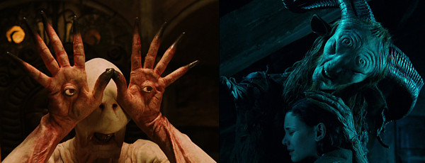 Doug Jones in Pan's Labyrinth