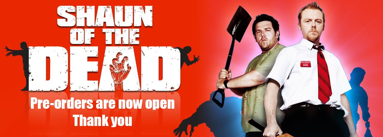 Shaun of the Dead Blu-Ray