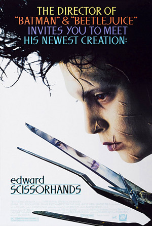 Edward Scissorhands movie review