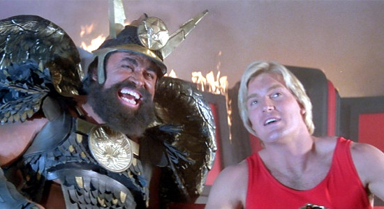 Prince Vultan and Flash  sc 1 st  Feo Amanteu0027s Horror Thriller & FLASH GORDON - movie review