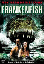 FRANKENFISH movie review