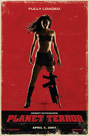 Planet Terror Movie Review
