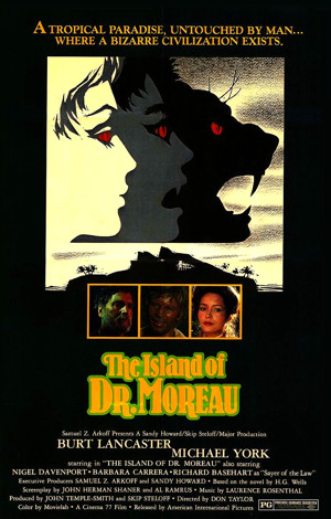 The Island of Dr. Moreau - 1977