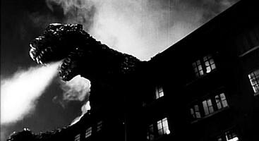 Godzilla breath