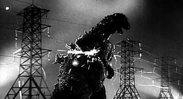 Godzilla sparks