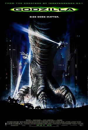 Godzilla 1998