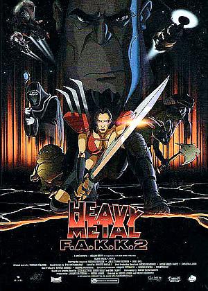 Heavy Metal 2000 (2000) | Movie | Flickfacts.Com Images