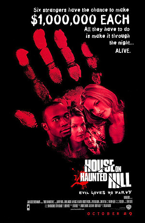 The House On Haunted Hill - 1999