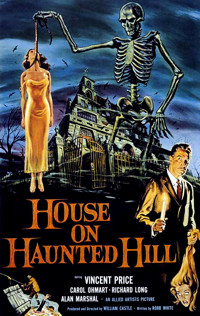 House on Haunted Hill 1958