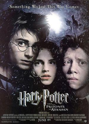 Prisoner of Azkaban Trio