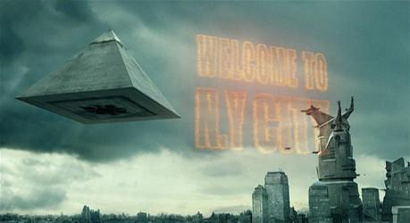 Immortel Pyramid
