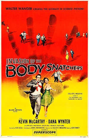 Invasion of the Body Snatchers - 1956