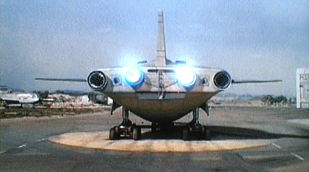 spaceship shuttle