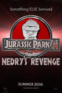 Jurassic Park IV: Nedry's Revenge