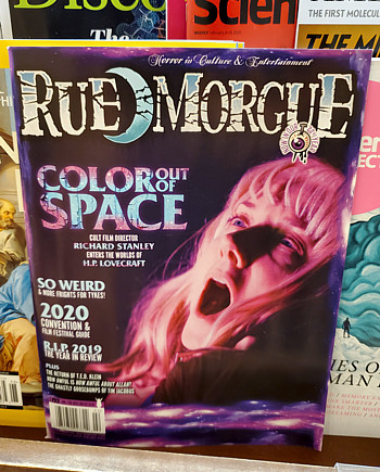 Color Out Of Space Rue Morgue