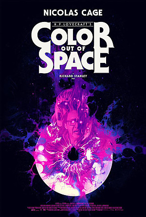 THE COLOR OUT OF SPACE movie review
