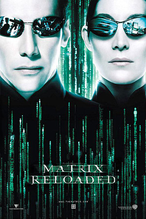 Warner Bros. THE MATRIX RELOADED
