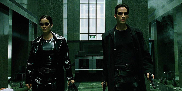 The Matrix Revolutions, Trinity and Neo