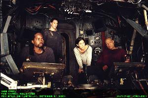 Warner Bros. THE MATRIX RELOADED image