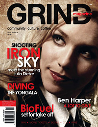 Grind Magazine #4