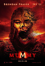 The Mummy: Tomb of the Dragon Emporer
