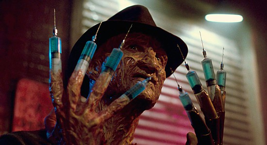 Freddy's Got Fingers